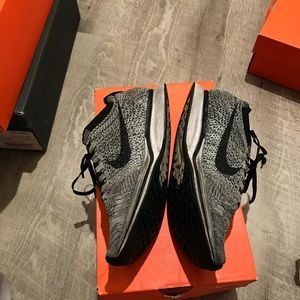 "Nike Shoes - Original ""Oreos"" Flynit Racers"